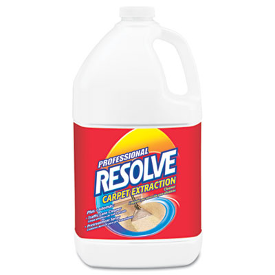 Professional RESOLVE Carpet Extraction Cleaner