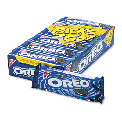 Nabisco Oreo Cookies - Single Serve
