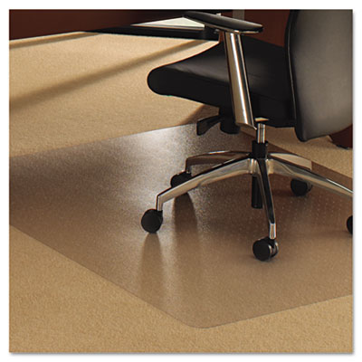 Floortex Cleartex Ultimat Polycarbonate Chair Mat for Carpets
