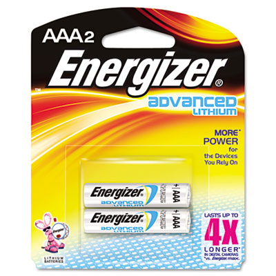 Energizer Advanced Lithium Batteries