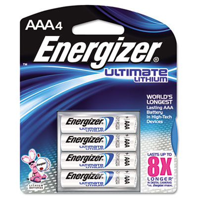 Energizer e2 Ultimate Lithium Batteries