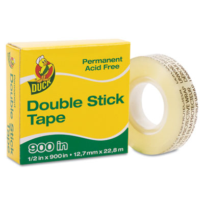 Duck Permanent Double-Stick Tape