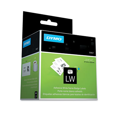 DYMO Visitor Management Labels for LabelWriter Label Printers