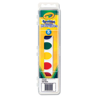 Crayola Washable Watercolor Paint