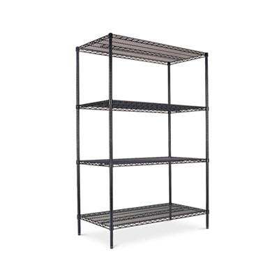 Alera Wire Shelving Starter Kit
