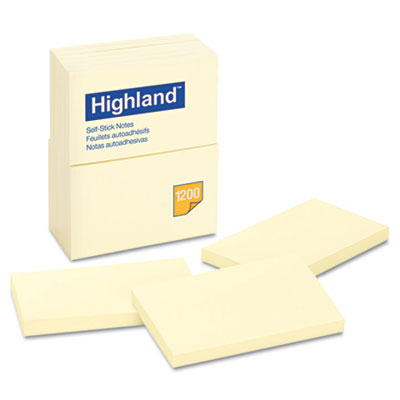 Highland Sticky Note Pads