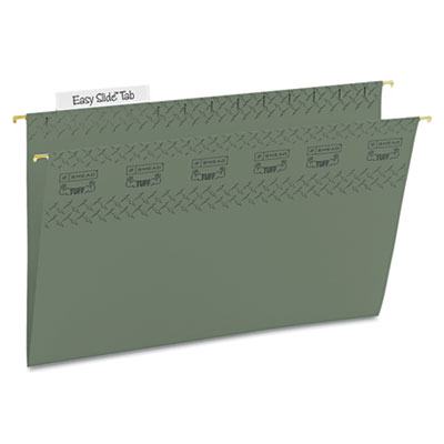 Smead TUFF Hanging Folders with Easy Slide Tab