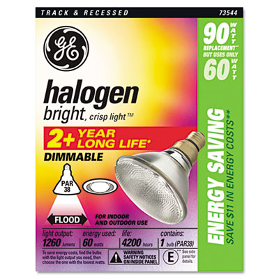 GE Halogen Floodlight