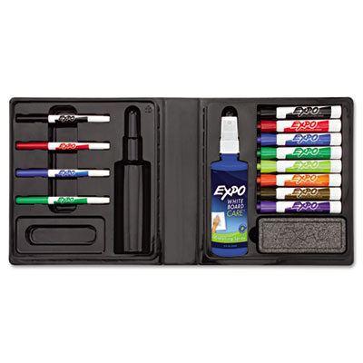 EXPO Dry Erase Marker, Eraser and Cleaner Kit