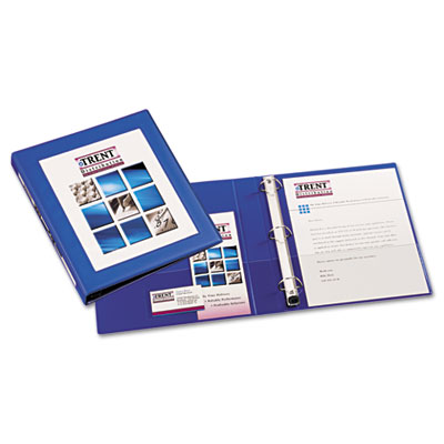 Avery Framed View Heavy Duty Binder with Locking One Touch EZD Rings
