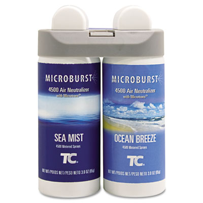 Rubbermaid Commercial Microburst Duet Refills