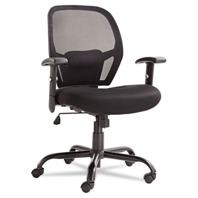 Alera Merix450 Series Mesh Big and Tall Chair