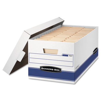Bankers Box STOR/FILE Medium-Duty 24