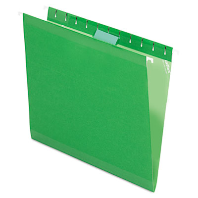 Pendaflex Colored Reinforced Hanging Folders