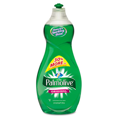 Ultra Palmolive Dishwashing Liquid