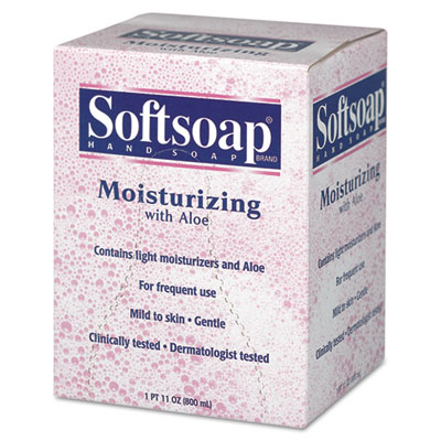 Softsoap Moisturizing Hand Soap Refill with Aloe