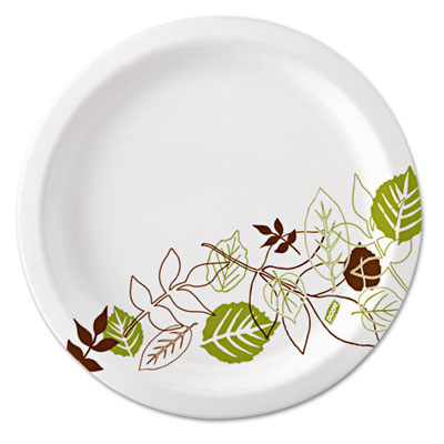 Dixie Ultra Pathways Heavyweight Paper Plates