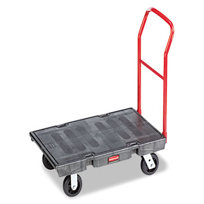 Rubbermaid Commercial Heavy-Duty Platform Truck