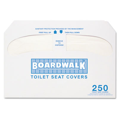 Boardwalk Premium Toilet Seat Covers