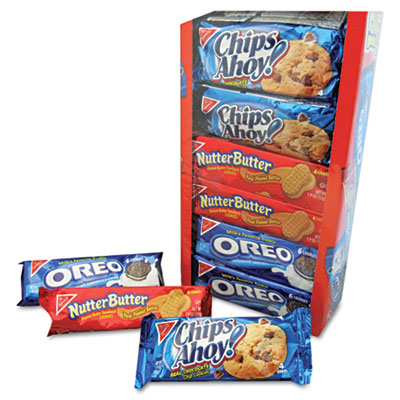 Nabisco Variety Pack Cookies