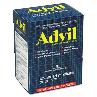 Advil Ibuprofen Tablets