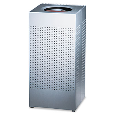 Rubbermaid Commercial Designer Line Silhouettes Waste Receptacle