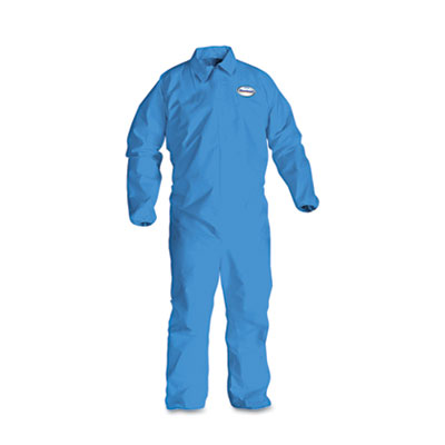 KIMBERLY-CLARK PROFESSIONAL* KLEENGUARD* A60 Elastic-Cuff and Back Coveralls