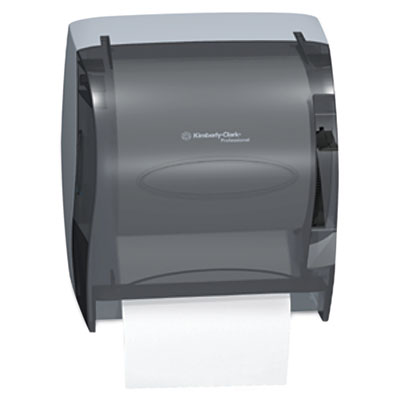 KIMBERLY-CLARK PROFESSIONAL* IN-SIGHT* LEV-R-MATIC* Roll Towel Dispenser