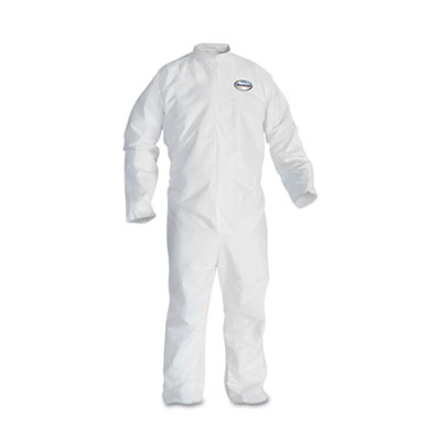 KIMBERLY-CLARK PROFESSIONAL* KLEENGUARD* A30 Elastic-Back Coveralls