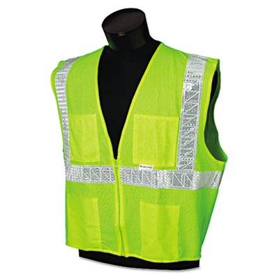 KIMBERLY-CLARK PROFESSIONAL* ANSI Class 2 Deluxe Style Vest 3022284