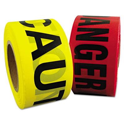 Berry Plastics Danger Barrier Tape