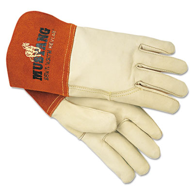 Memphis Mustang MIG/TIG Leather Welding Gloves