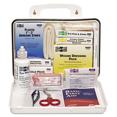 Pac-Kit Weatherproof First Aid Kit
