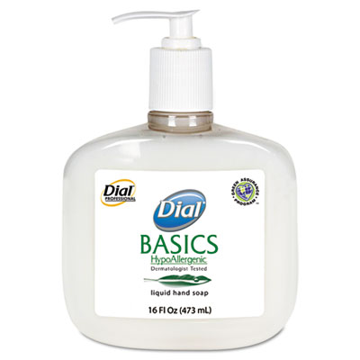 Dial Basics Liquid Soap