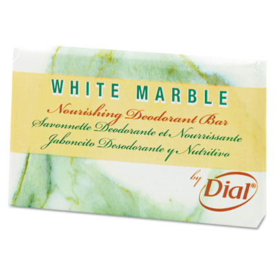 White Marble Guest Amenities Cleansing Soap