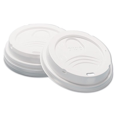 Dixie Sip-Through Dome Hot Drink Lids