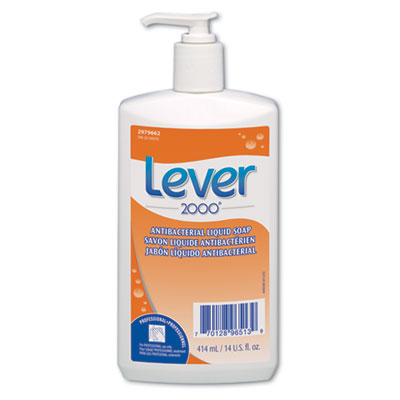 Lever 2000 Antibacterial Liquid Soap