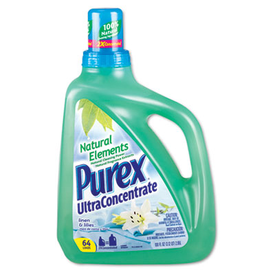 Purex Ultra Concentrated Natural Elements Detergent