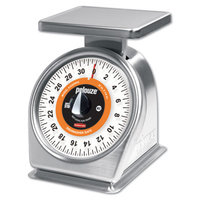 Rubbermaid Commercial Pelouze Mechanical Portion-Control Scale