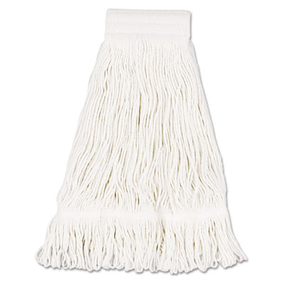 UNISAN Saddleback Loop-End Wet Mop Heads