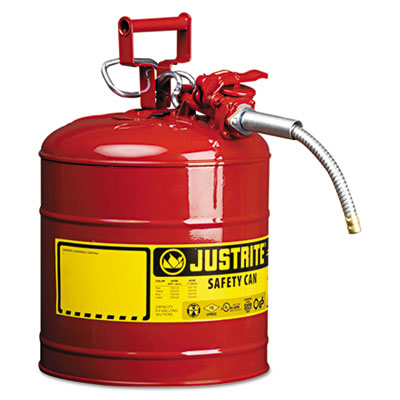 JUSTRITE AccuFlow Safety Can