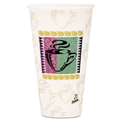 Dixie PerfecTouch Paper Hot Cups