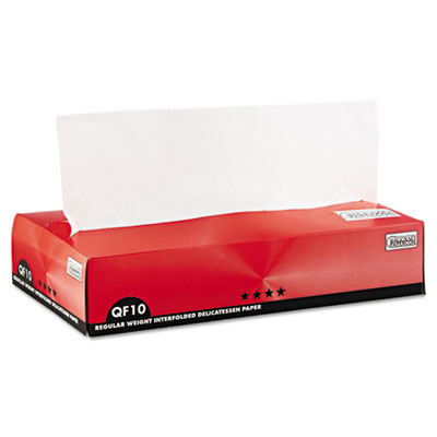Bagcraft Papercon Interfolded Dry Wax Deli Paper