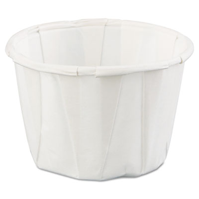 Genpak Squat Paper Portion Cup