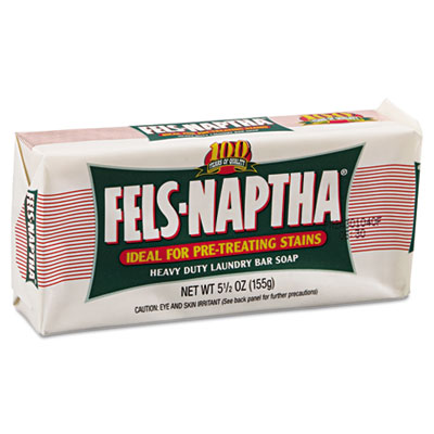Dial Fels-Naptha Laundry Bar Soap