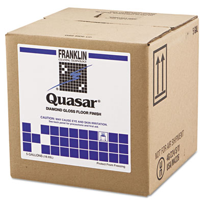 Franklin Cleaning Technology Quasar High Solids Floor Finish
