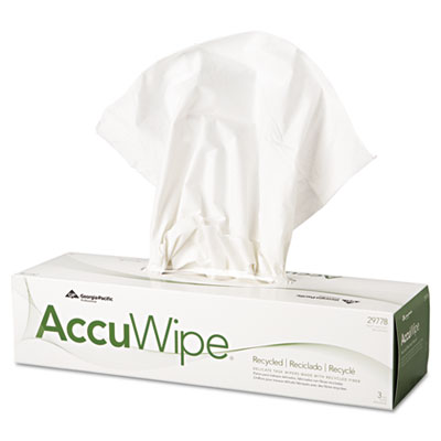 Georgia Pacific Professional AccuWipe Technical Cleaning Wipes