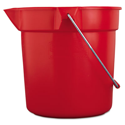 Rubbermaid Commercial BRUTE Round Utility Pail