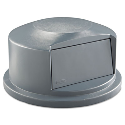 Rubbermaid Commercial Round Brute Dome Top