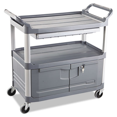 Rubbermaid Commercial Xtra Instrument Cart